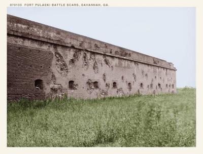 SV-114 Fort Pulaski