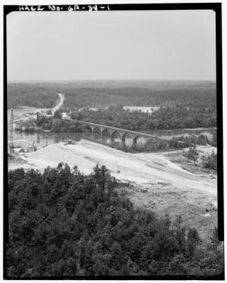 SV-127 Interstate 95 in 1968