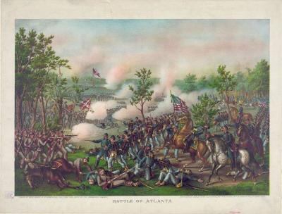 GA-106 Battle of Atlanta