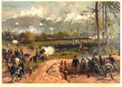 GA-108 Battle of Kenesaw Mountain