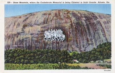 GA-125 Stone Mountain