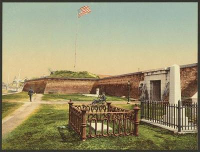 FT-105 Fort Moultrie