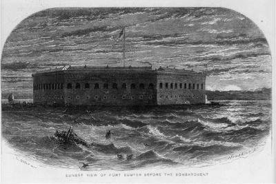 FT-115 Fort Sumter