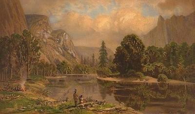 NA-123 Yosemite Valley