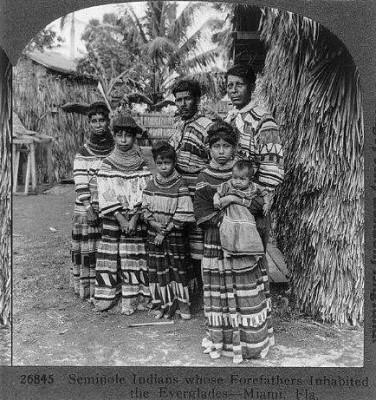 NA-137 Seminole Indians