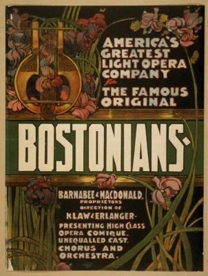 MA-102 Bostonians