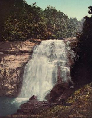 NC-105 Horse Pasture Falls