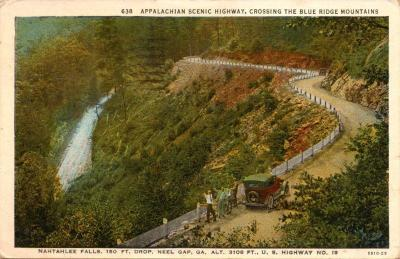 NC-106 Appalachian Scenic Hwy
