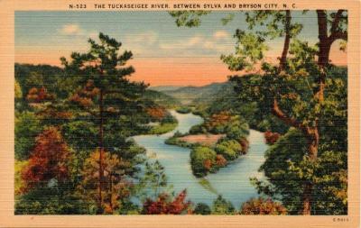NC-110 Tuvkaseigee River