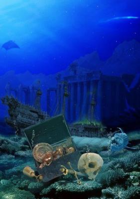 PIR-114 Under the Sea