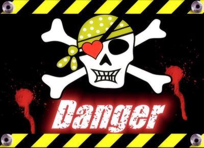 PIR-121 Danger