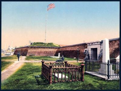 SC-116 Fort Moultrie
