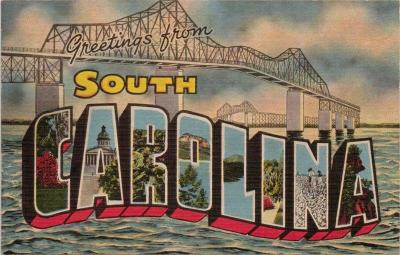 SC-124 Greetings from SC