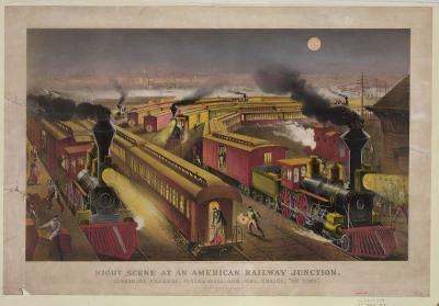 RR-102 NY Central Railroad