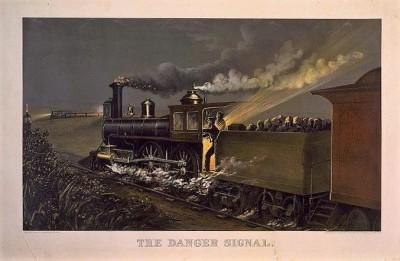 RR-103 Danger Signal