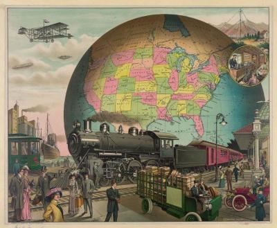 RR-106 Nineteenth century transportation