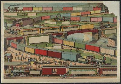 RR-112 Train yard
