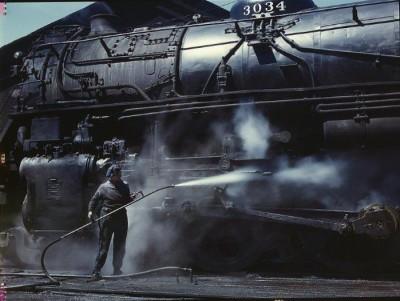 RR-117 Steam Bath