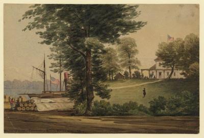 VA-104 White House - Pamunkey River