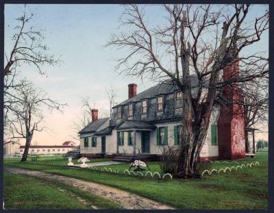 VA-122 Cornwallis house