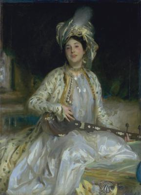 Almina, Daughter of Asher Wertheimer