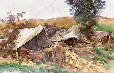 Bailleul, Tents (also known as Tent, Bailleulval)