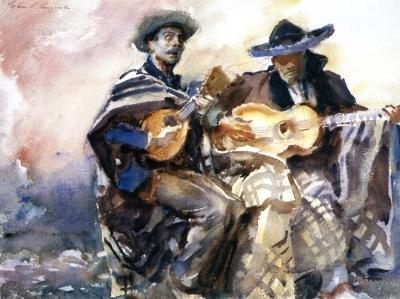Blind Musicians