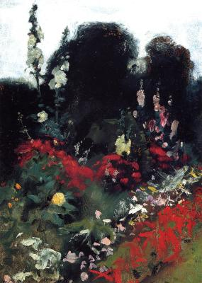 Corner of a Garden