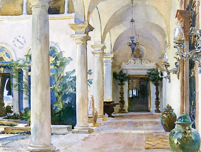 The Loggia, Vizcaya