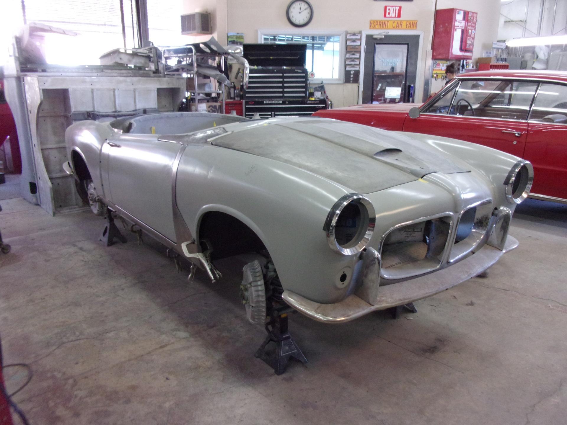 1958 Fiat 1200TV