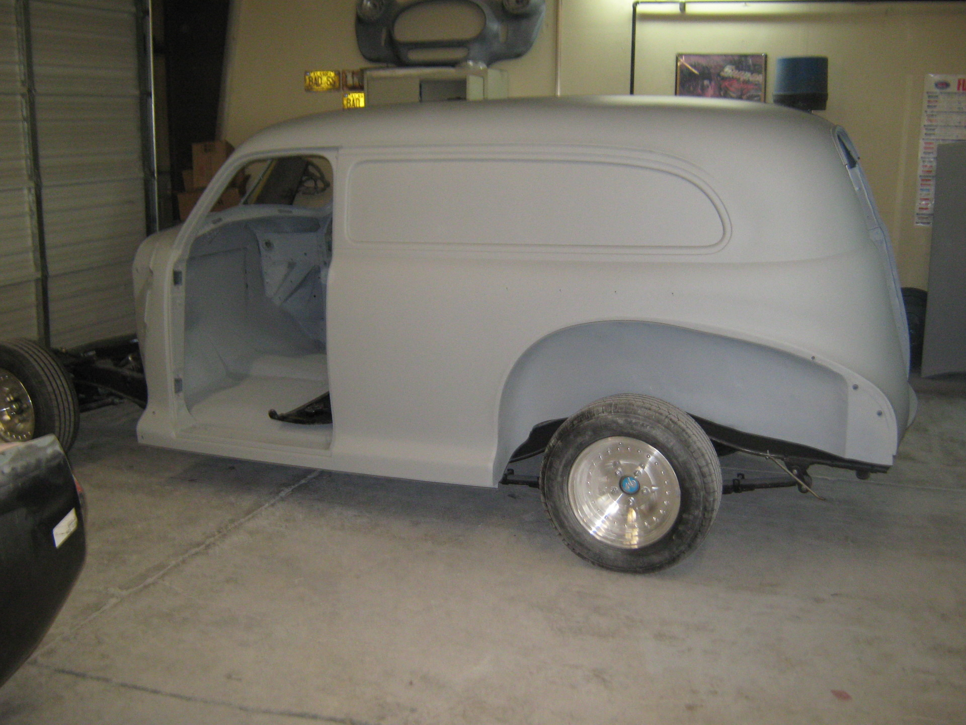 1941 Chevy Sedan Delivery