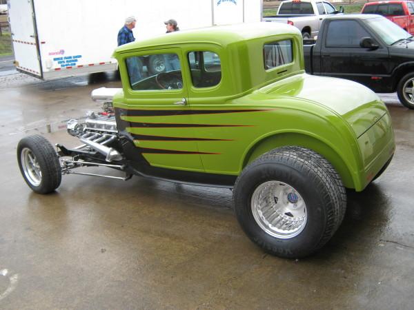 1931 Model A Hot Rod