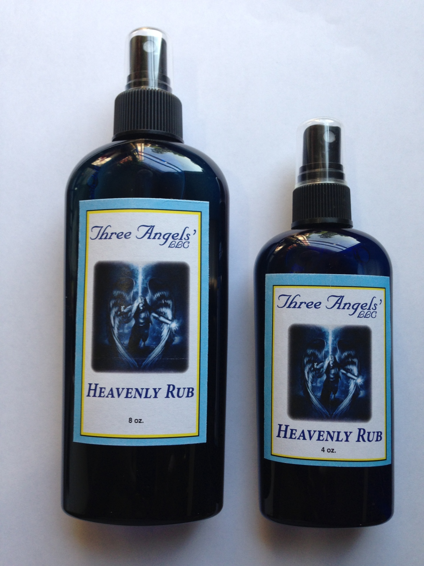 Three Angels' Heavenly Rub - for bruises, joints, aches and pain