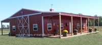 pole barn, building, residential, post frame, pole barn Tennesse