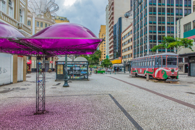 Curitiba, 2016.
