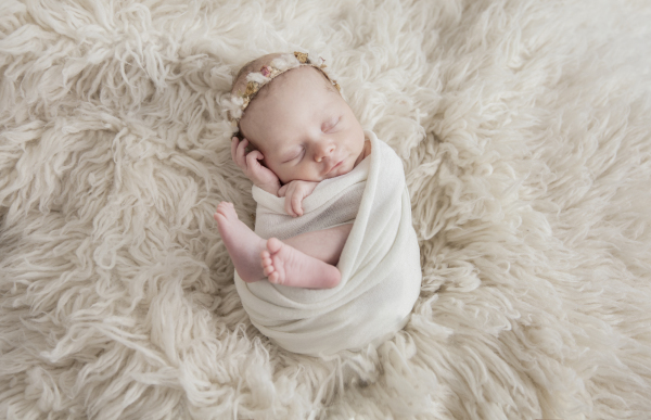 newborn sessie