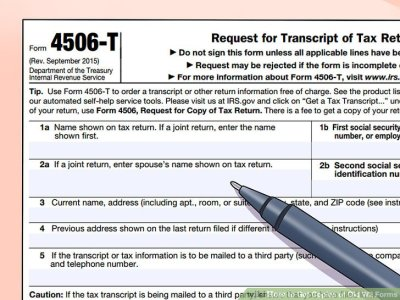 How to Get a Transcript or Copy of Form W-2