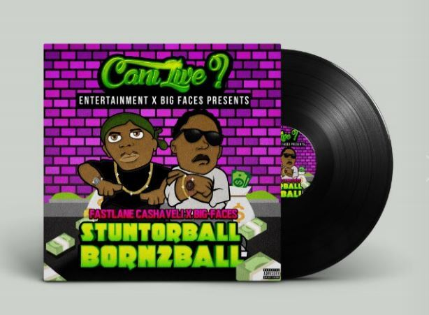 "STUNTORBALL ""BORN2BALL"" Mixtape Coming Soon!!!"