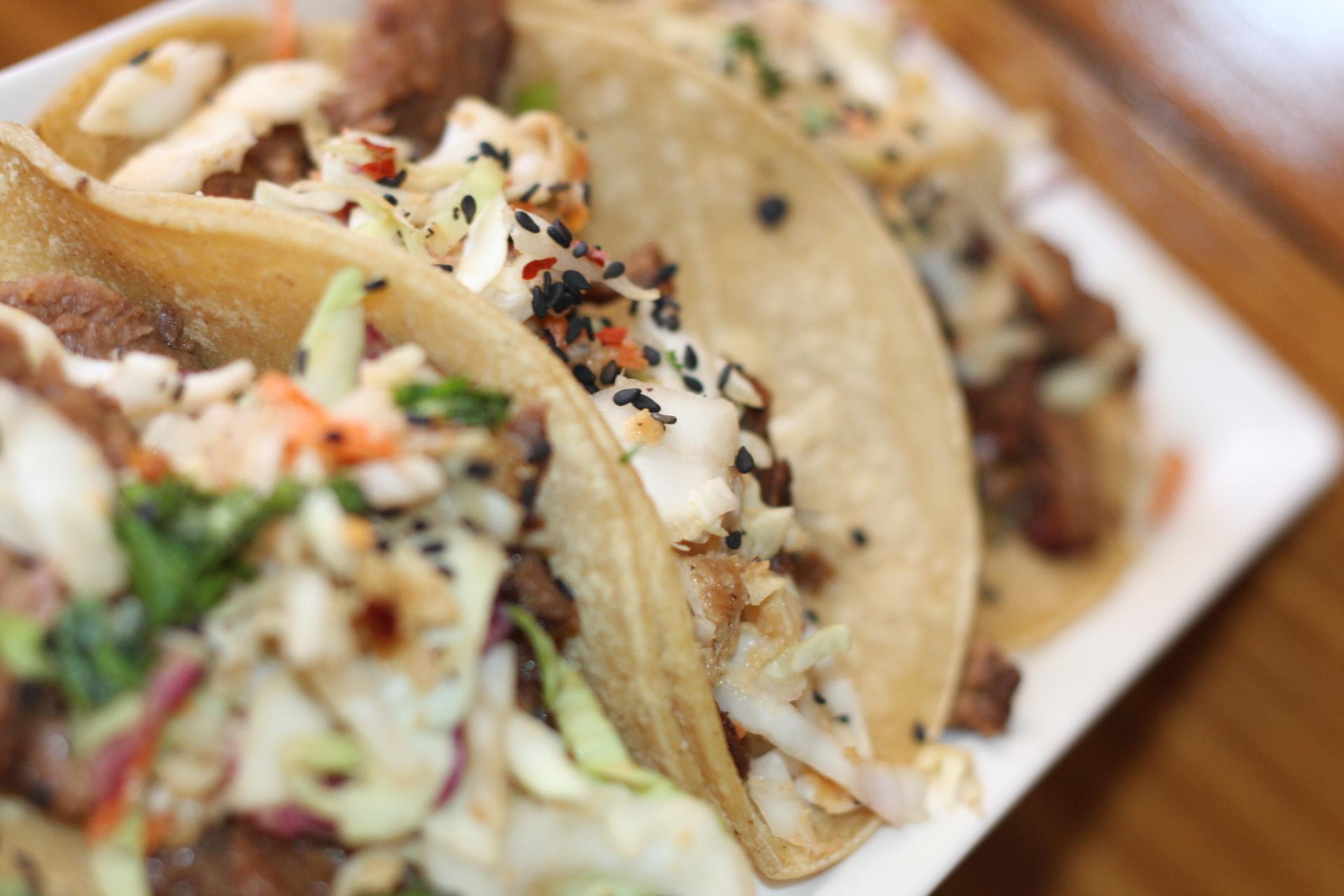 Korean BBQ Tacos