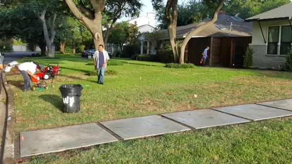 SOD Sprinklers Dallas