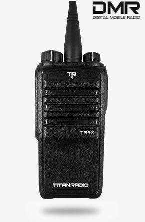 Titan Tr4x Two-way radio