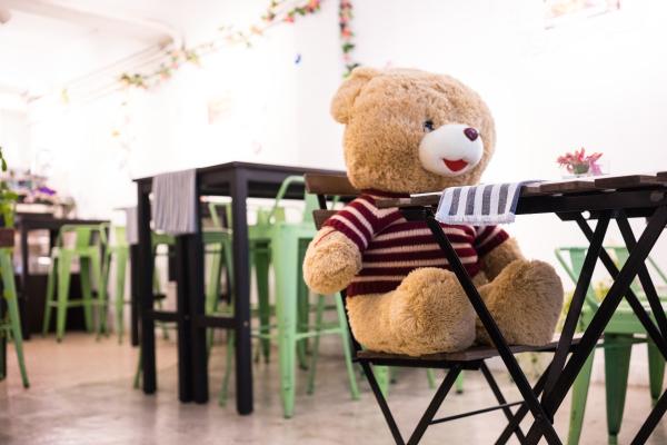 Employee Bear Bauhinia