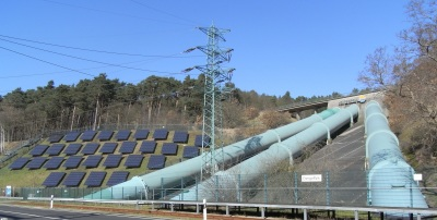 Revenue Maximisation of the Operation of a Hybrid Large-Scale Solar PV and Pumped Hydro System in Australia