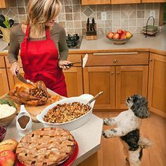 Avoid Holiday Table Scraps