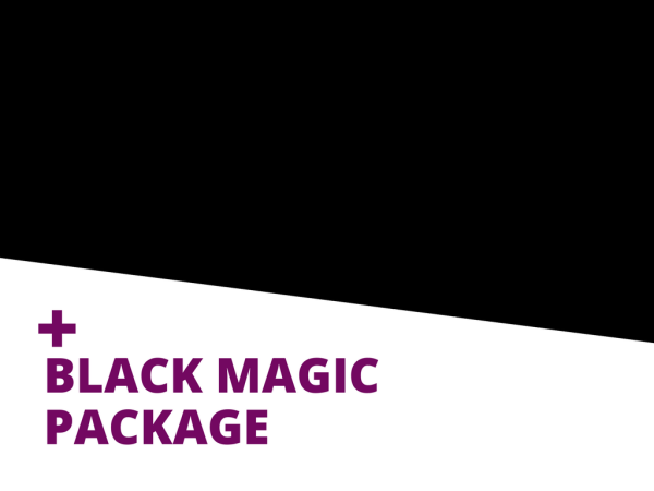 BLK MAGIC PACKAGE