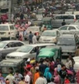 Global Overpopulation