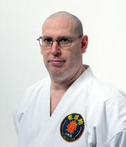 Sensei Graham Rowland