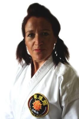 Sensei Alison Snear