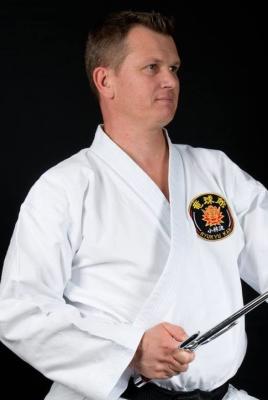 Sensei Jean-Pierre Coene