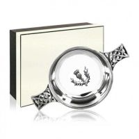 Quaich Thistle Engraving Gifts